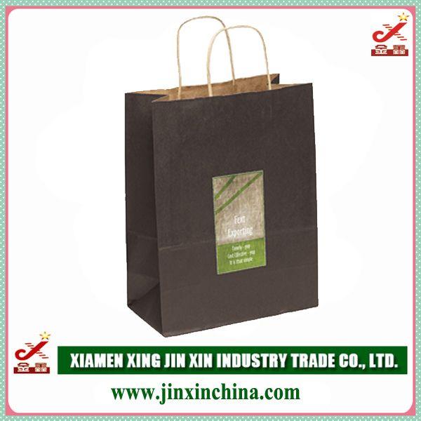 China Kraft Paper Bag Factory