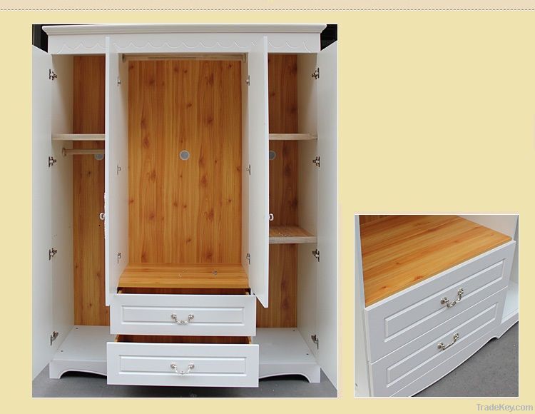BEAUTY  WOODEN CHEST