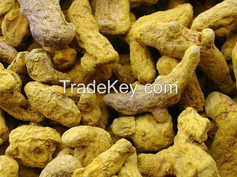 Dried Turmeric