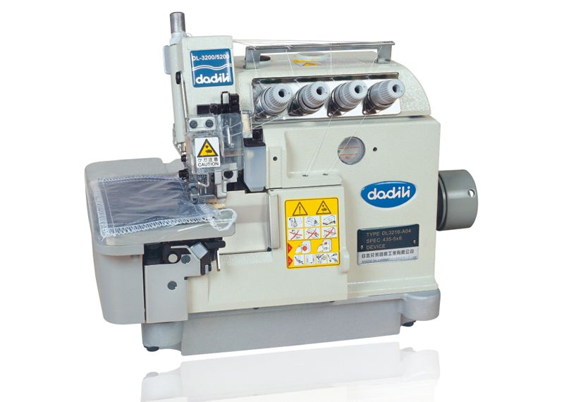 Super high speed overlock sewing machine DL-3200/5200