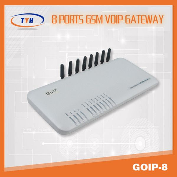GoIP gateway 1/4/8/16 for call terminal , imei changing software