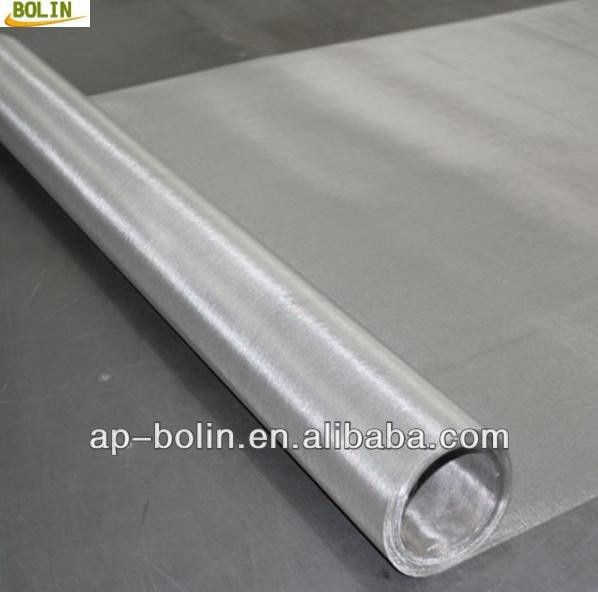 904L stainless steel woven wire mesh