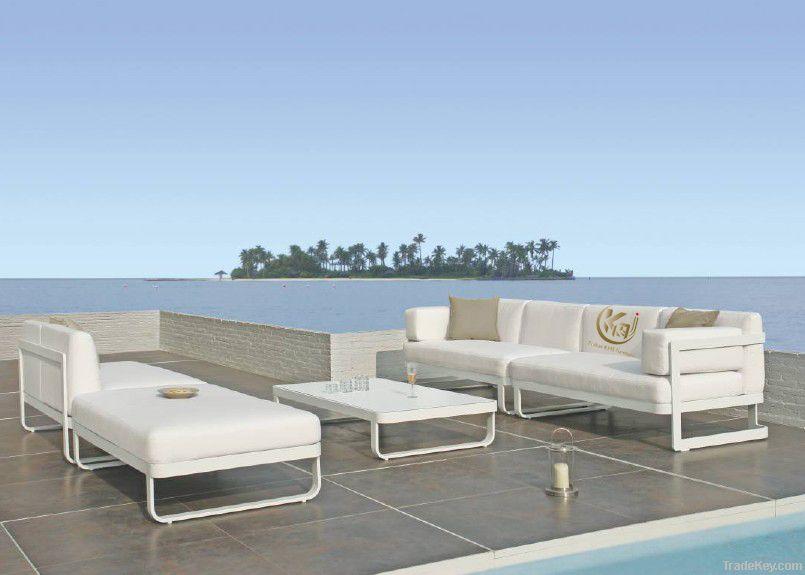Outdoor furniture sofa set