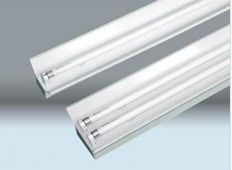 T5 Steel Fixture with Reflector