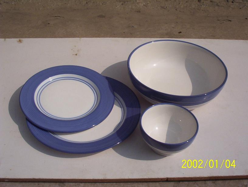 Ceramic Beads/ Neck Pieces, Tea Set, Dinner set, Aroma Lamp/ Oil Burne