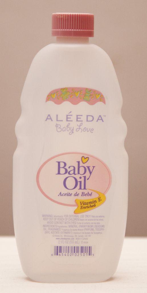 Aleeda Baby Oil