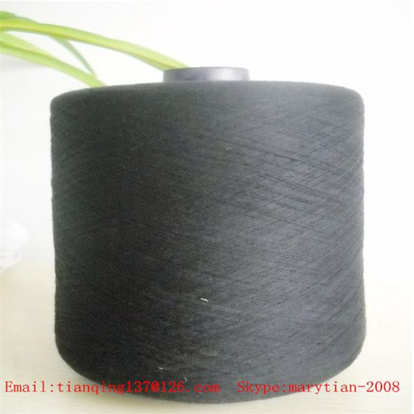 100% polyester spun for sewing thread 402