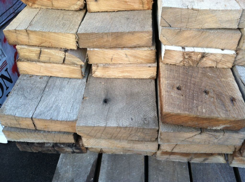 Antique Mix Red and White Oak, Rough Sawn, USA