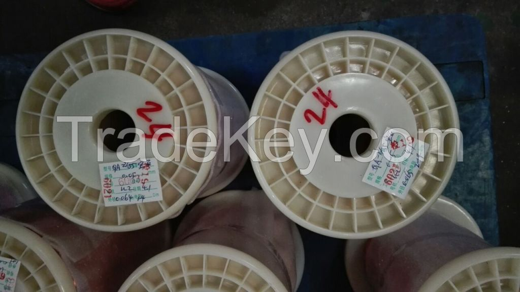 Special packing enameled copper  wires 2UEW/155  0.05
