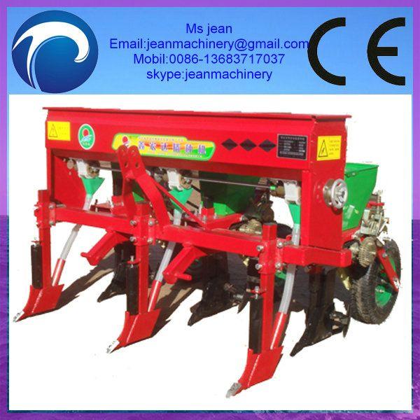 2013 new design fertilizing and seeder for peanut