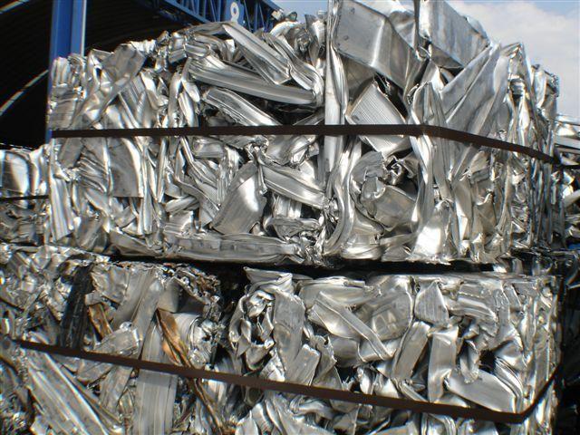 Aluminum scrap 99%