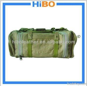 Wholesale Sport Gym Bag Canvas Duffle Bag
