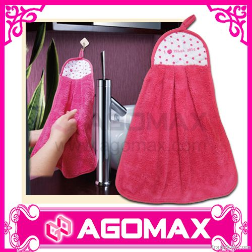 2013 Hot Promotional Coral fleece hand towel