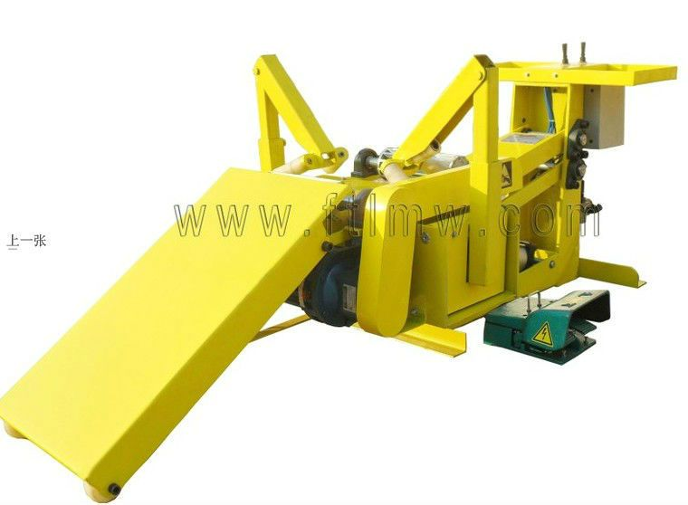 manual inspection machine for tire retreading