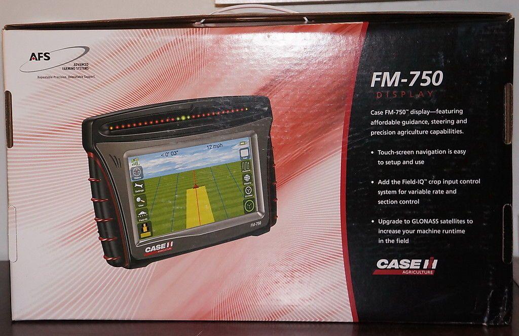 used Trimble CFX-750