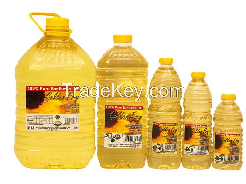 Refined Palm Oil, Sunflower Oil, Soybean Oil, Rapeseed Oil, Corn Oil, used cooking oil