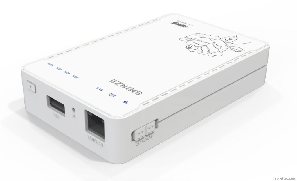 Wireless 3G Powerbank Router/Repeater