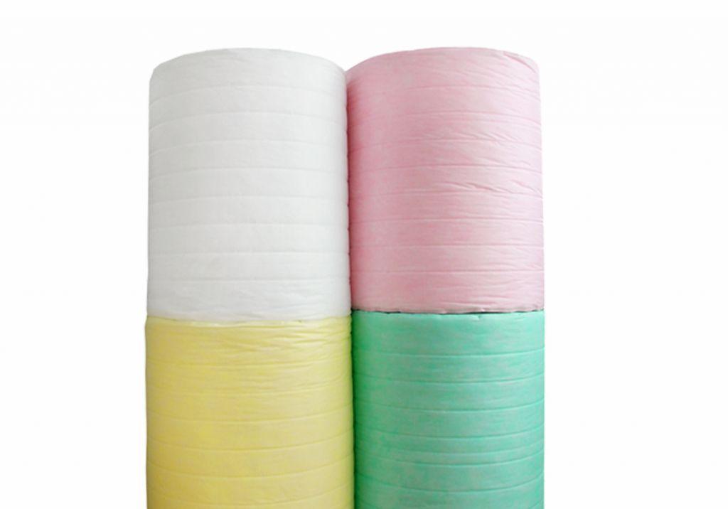 Composite bag filter media validity bag air filters