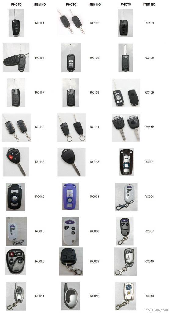 Univeral Remote Control Duplicator