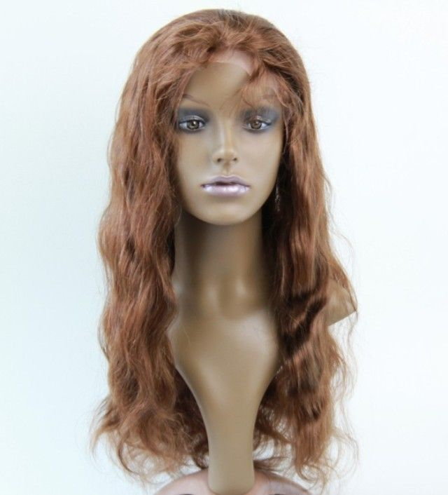 Lace Front Wigs 100% Indian Remy Human Hair  straight hair bodywave deep wave  #1 1b 2 4