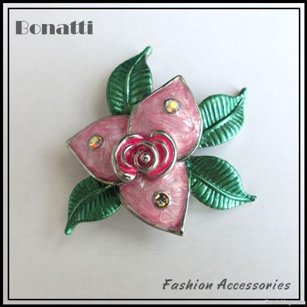 metal enamel shoe accessory