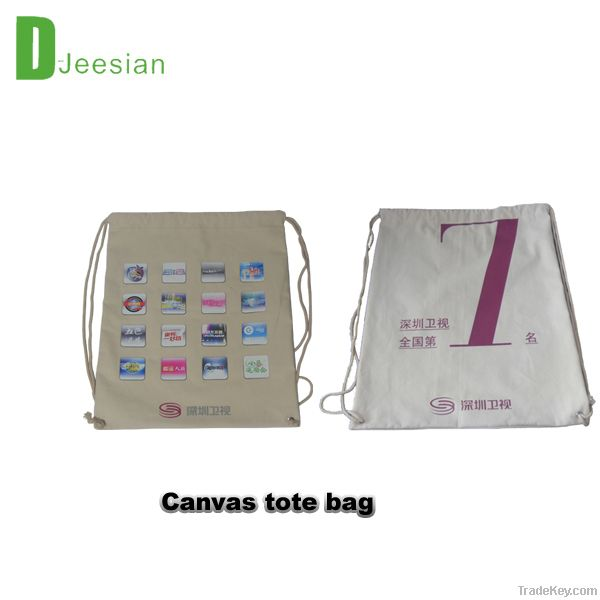 new design canvas tote bags wholesale