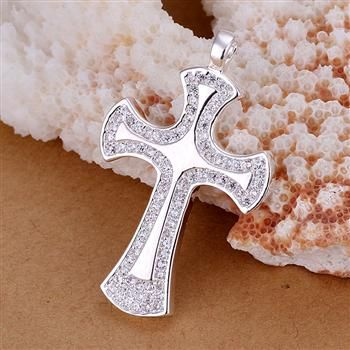 925 sterling silver plated fashion pendants jewelry