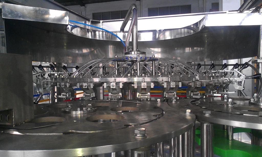 Automatic Drinking Water PET Bottle Filling Machine