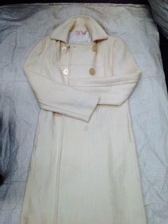 Cream Used Clothes