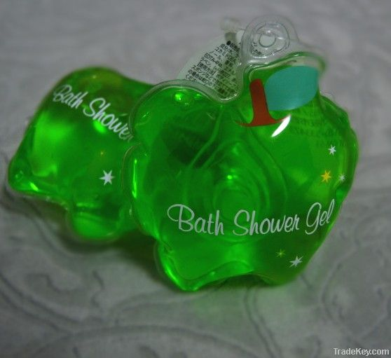 New Soft Pack Bath Jelly