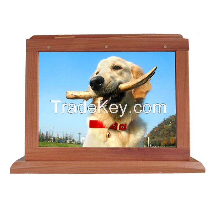 cheap price pet wood urns