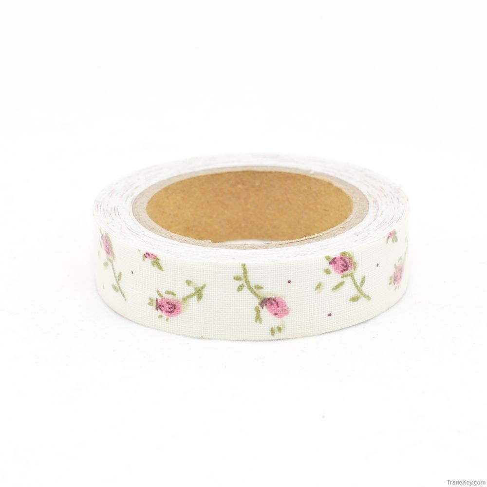 fabric lace tape