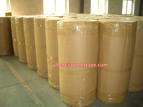 BOPP packing tape sealing tape transparent tape jumbo