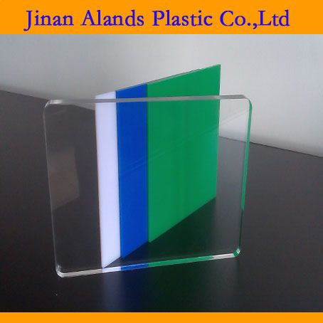 Clear/ color acrylic sheet