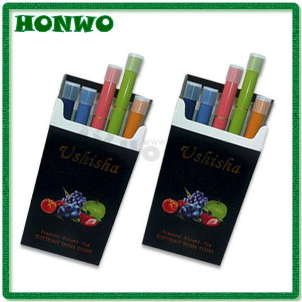 hottest Disposable electronic cigarette e shisha ushisha e hookah 500puffs 5 flavour