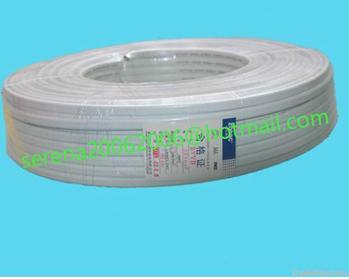 electric wire copper bvvb cable