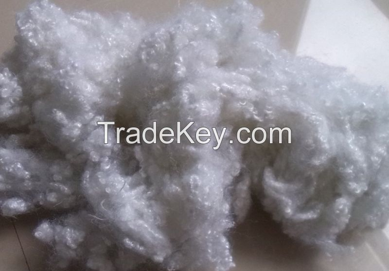 hollow conjugated polyester staple fiber 15D*64mm