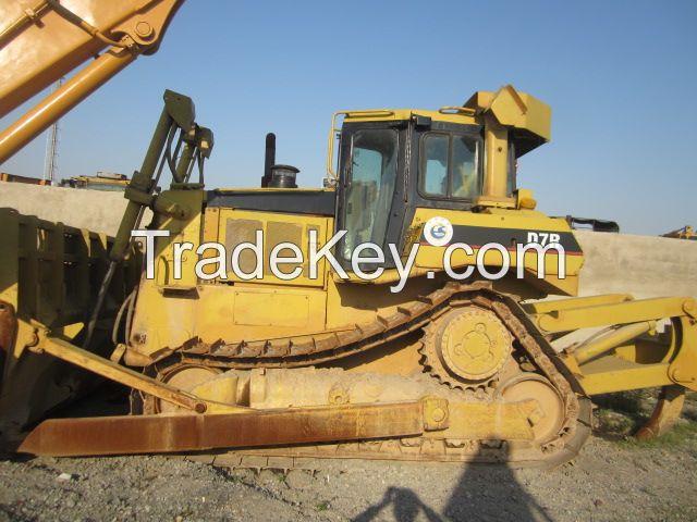 Used Cat D7R Bulldozer Originated in Japan for sale