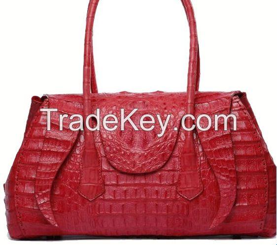 Genuine Exotic Skin handbags