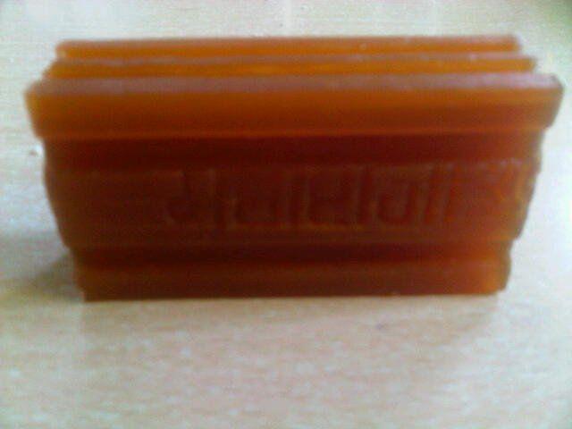Transparent Laundry Soap