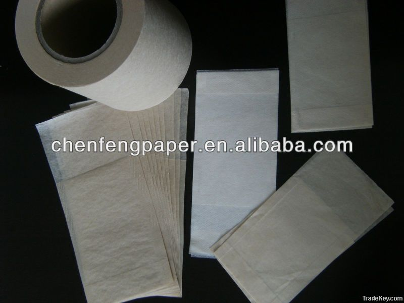 Heat Seal Tea Bag Filter Paper Sealable