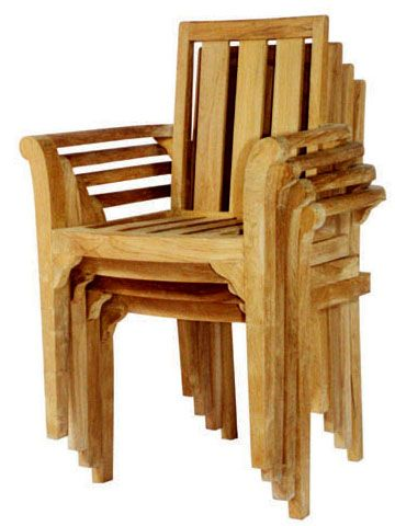 Standard Stacking Chair