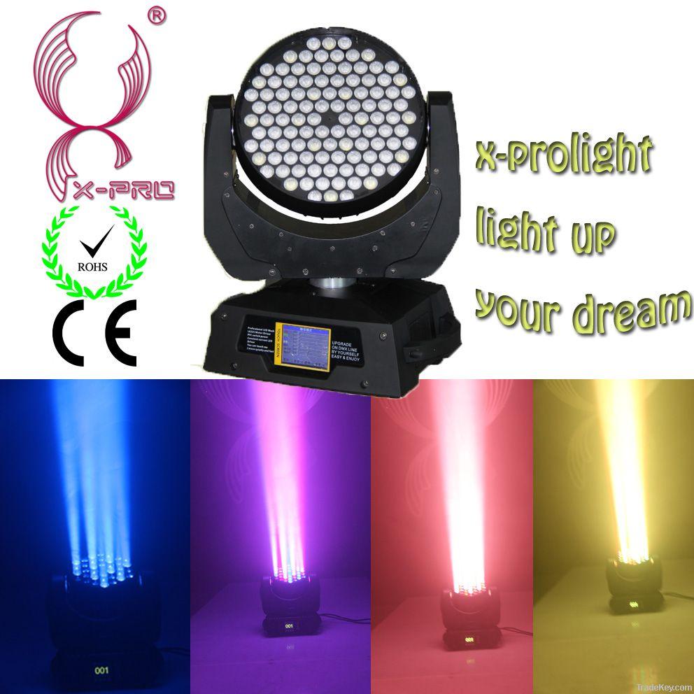 high quality 108pcs 3W LED moving head light
