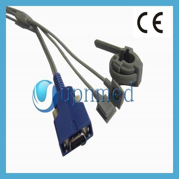 Nellcor adult finger clip spo2 sensor