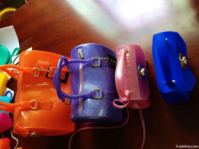 New design silicone bag, silicone coin purse