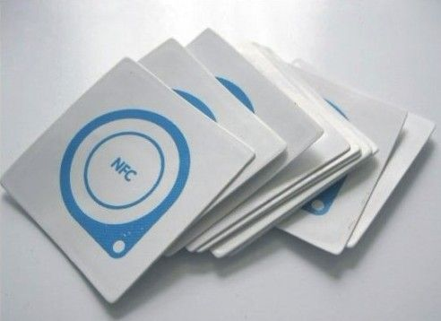 PVC rfid label tag/sticker manufacturer in china