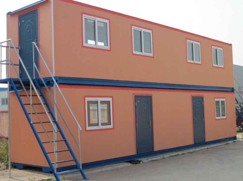 Flexible Size, Low Cost Prefabricated House