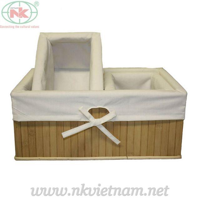 Bamboo basket(skype:nkvietnam1)