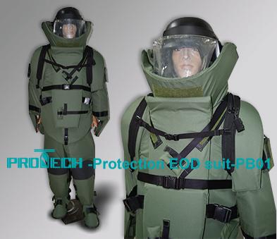 EOD Suit (Bomb Disposal Suit)- PB01