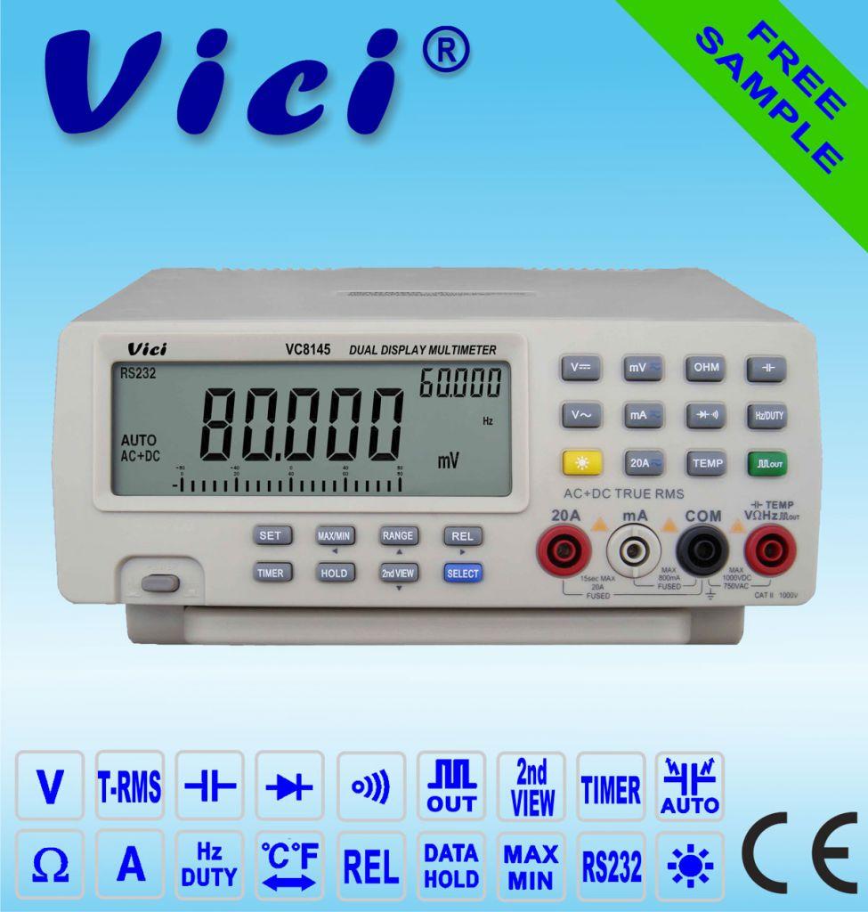 VC8145 Bench Type Multimeter